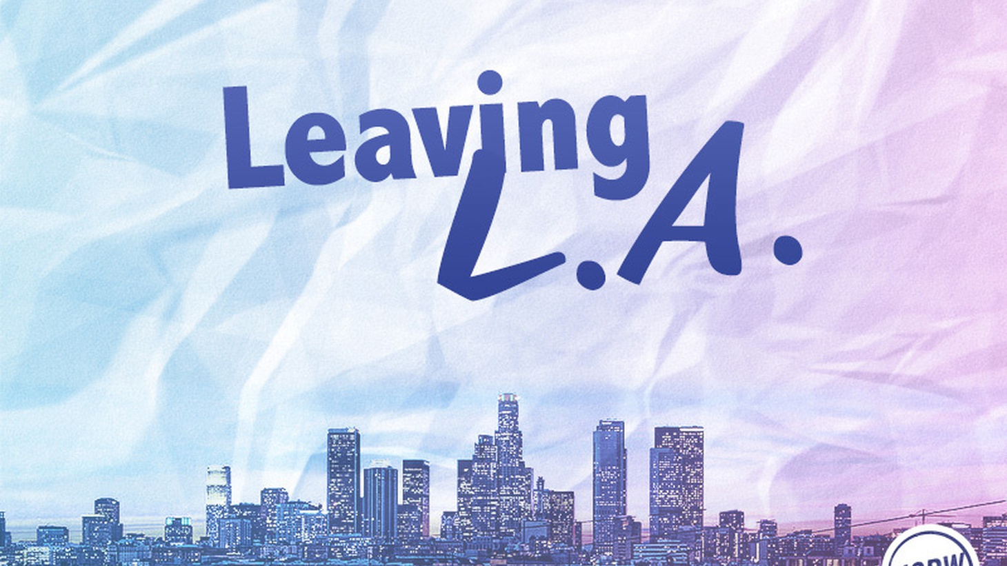 Housing has become so expensive in the LA Area that beaches, warm winters and cultural diversity aren't enough anymore to keep a lot of people from moving away. We hear from some who have struggled with staying and talk with regional thinkers about the loss of both young people and economic diversity.