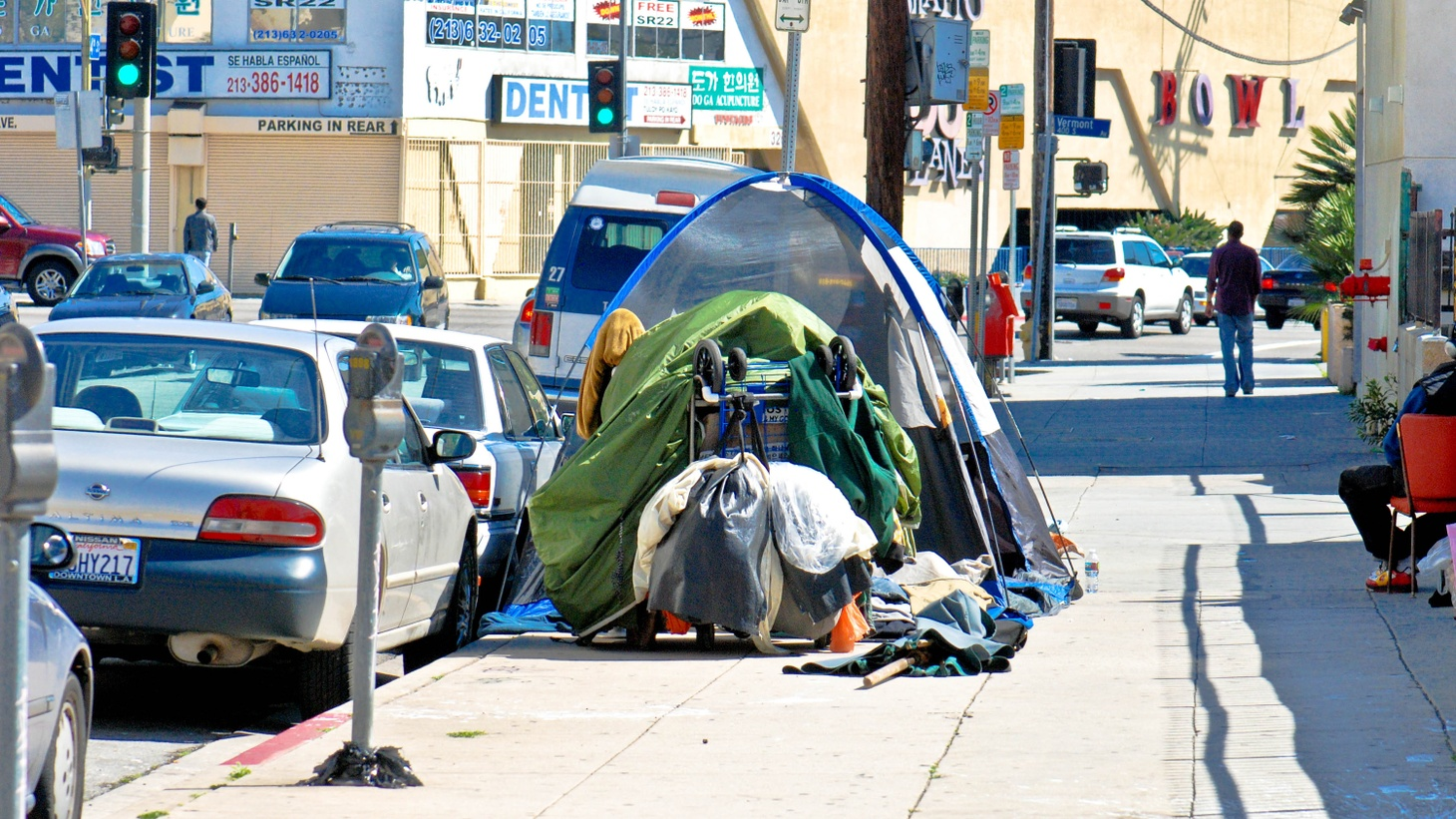 Homelessness in LA County has increased by 12% in the past two years — to 44,000, more than the populations of many local cities. Official blame goes to slow economic recovery, but people who work with the homeless say public agencies aren't doing their jobs or spending enough in the right ways.
