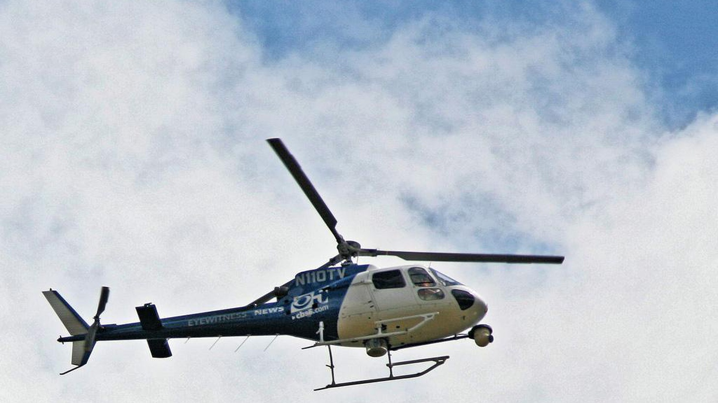 The LA skies are filled with noisy helicopters -- for news, law enforcement and tourists. We hear why many are still unhappy despite a new law signed by President Obama.