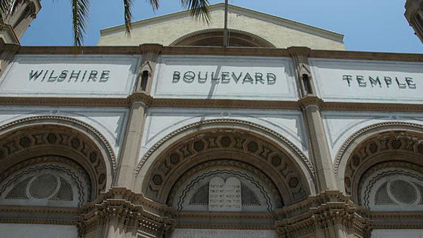 Wilshire Boulevard Temple is on America's Register of Historic Places. We get an update on its $175 million restoration and efforts to reach beyond LA's Jewish community.