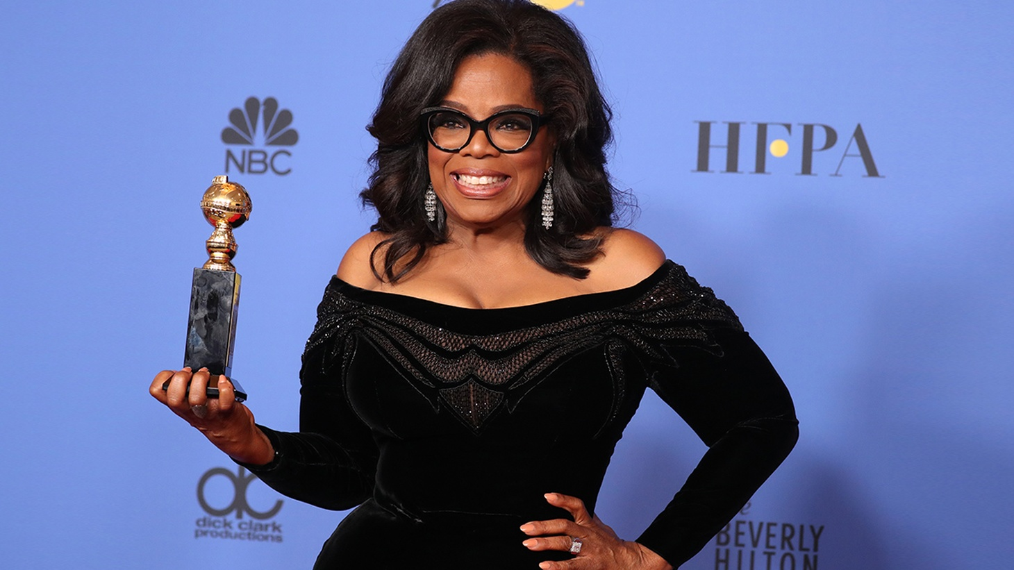 Forget the White House, Oprah should keep her talents in Santa Barbara, which could really use some help.