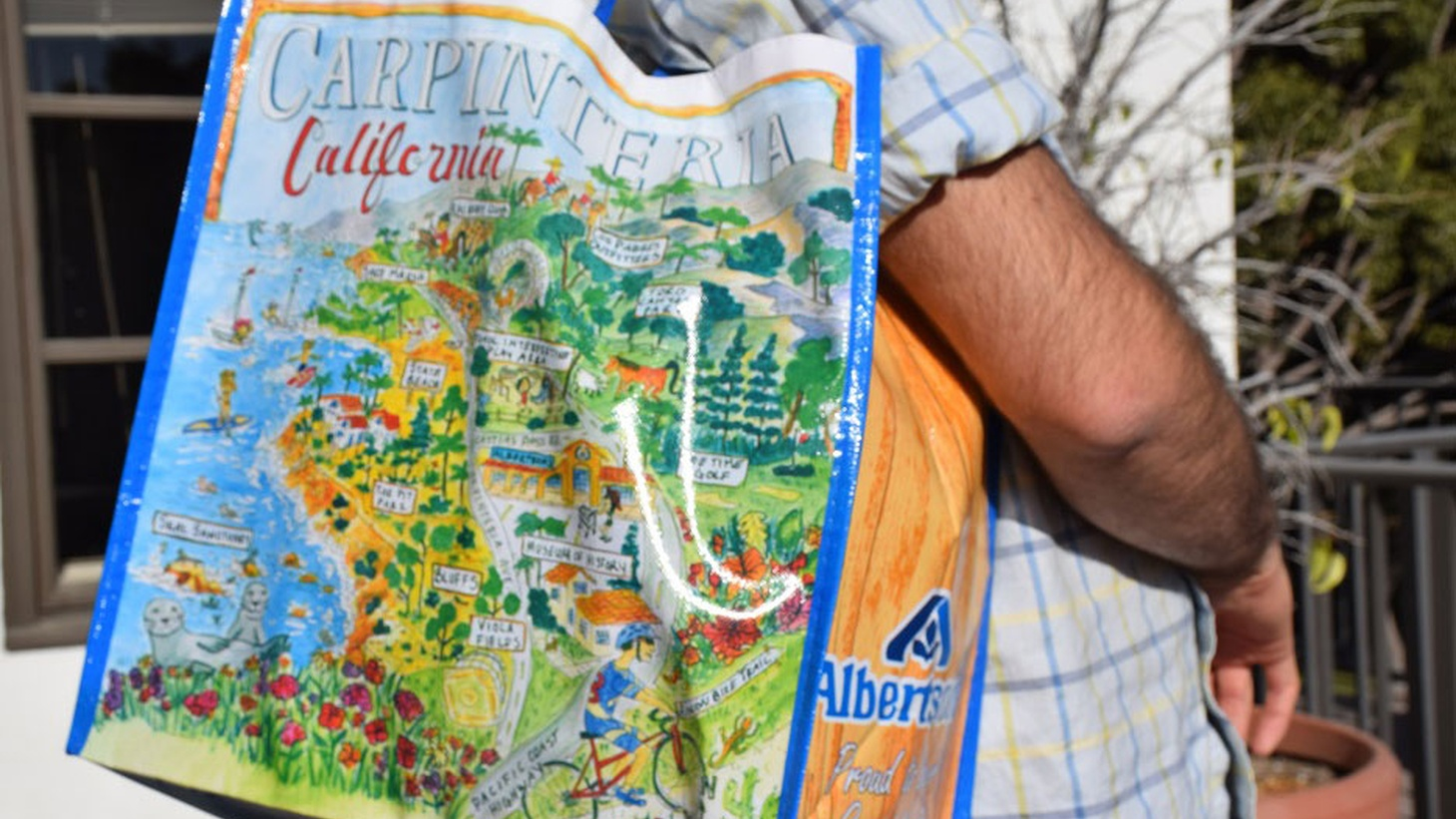 Carpinteria is known for its gorgeous seaside bluffs, all the more beautiful since that city did away with single-use bags. Its single-use bag ban is part of a larger story about community transformation.