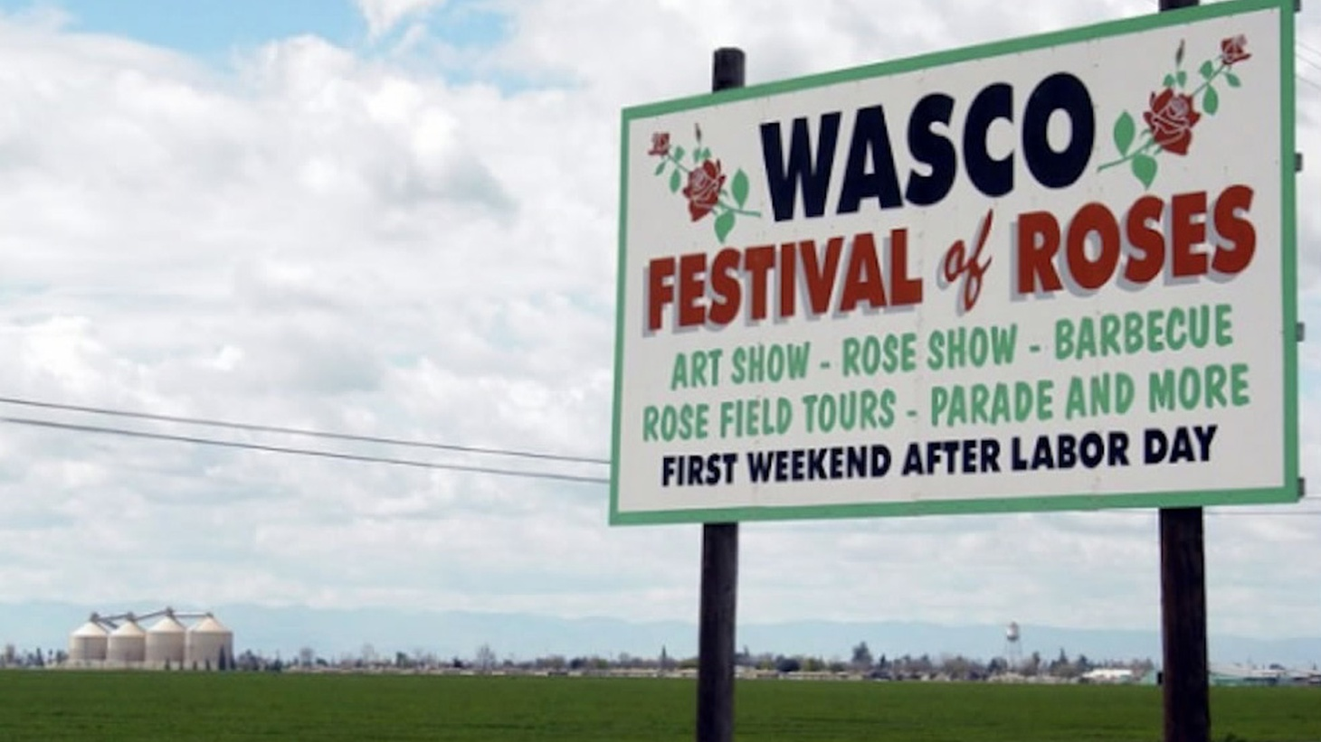 High-speed rail is still a ways off in California. But if, and when, the bullet train is up-and-running, plans call for the southern end of the line to be in the city of Wasco. Zócalo columnist Joe Mathews says Wasco is a nice town, and he helps us find it on the map.