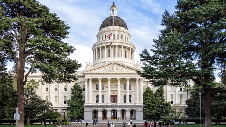 Did you know California has had 6 state capitals in its history? Actually, seven, if you count both times Sacramento has held the distinction.