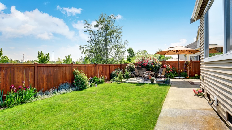 If you're fortunate enough to own a home in California, you may feel like your backyard is your kingdom.