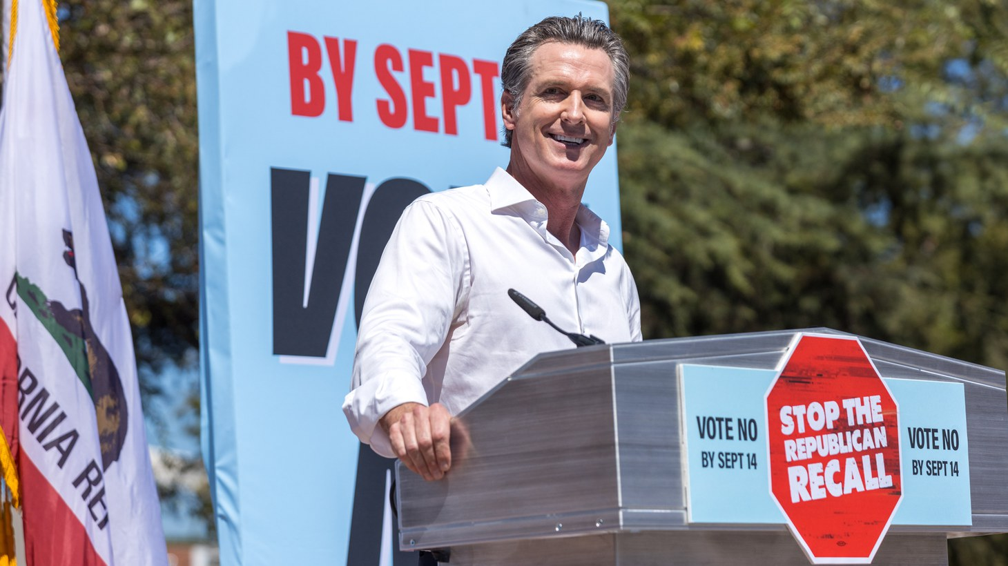 Governor Newsom's effort to fight the recall attempt has succeeded, despite its hefty price tag of some $300 million. But columnist Joe Matthews says it's money well spent, and democracy shouldn't be cheaper.