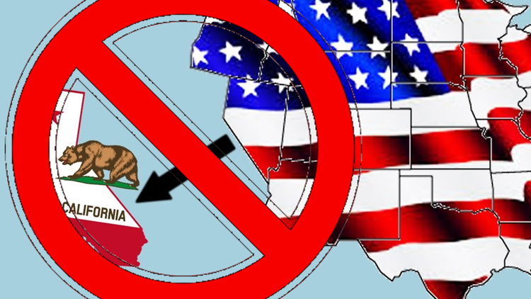 Joe Mathews: California and the federal government should consider going their separate ways
