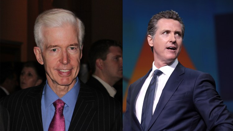 Former California Governor Gray Davis might be the most powerful ally for Governor Gavin Newsom and the state's ruling Democrats in defeating this year's recall campaign.