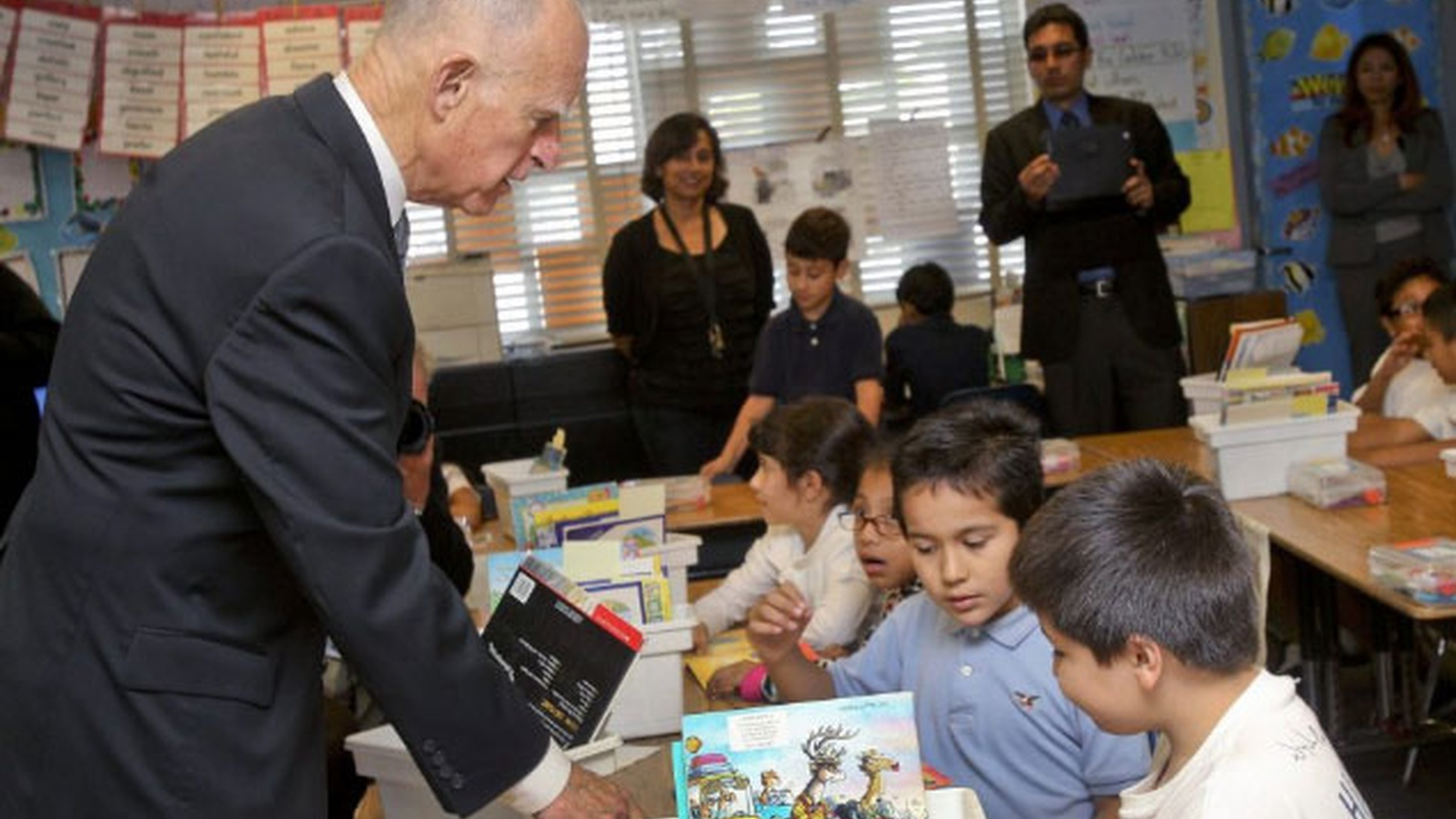 California's new education accountability framework was designed to help the state's neediest students. But Zocalo's Joe Mathews says the plan is made of up of disparate parts that don't fit together, and the result in an incoherent mess.