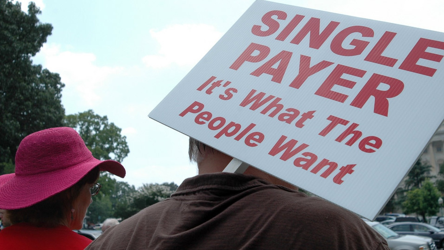 Is a single-payer healthcare system right for California? A lot of the state's leading politicians are touting single-payer, but Zocalo columnist Joe Mathews says their plan lacks dollars and sense.