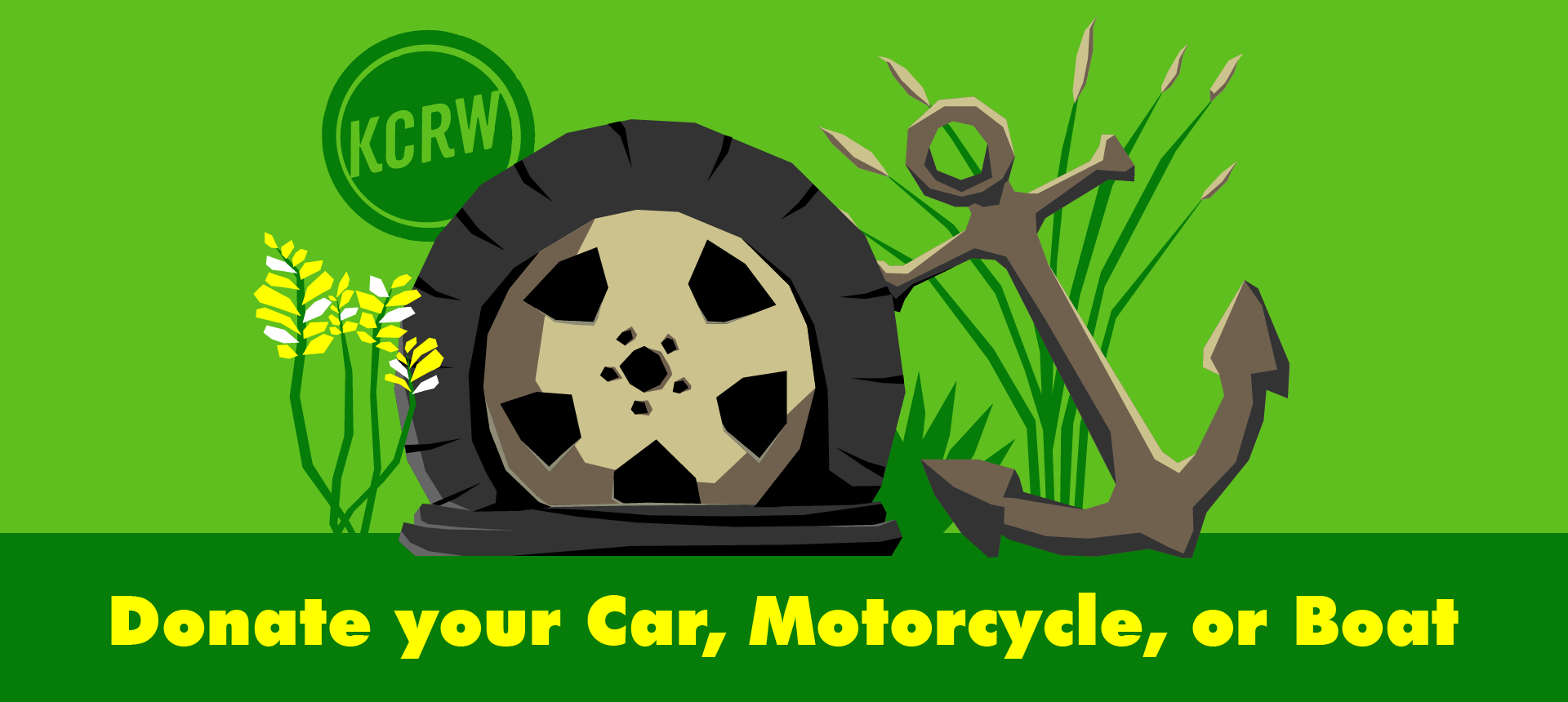 Donate your Car, Motorcycle or Boat