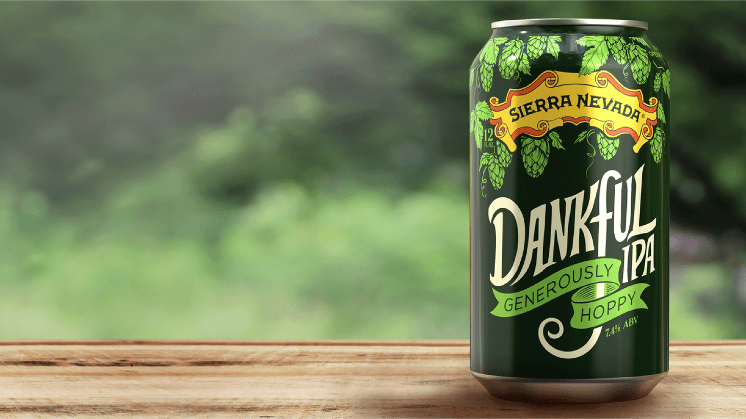 Through Dankful, Sierra Nevada has committed at least $1 million in donations through 2021 to spotlight nonprofits nationwide.